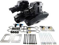 """MerCruiser Marine Sierra Exhaust Manifold Kit 4"""" 350 V8 87114 44354 1983-2003"""