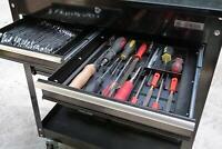 Storage Organizer Tray Rack Tool Screwdriver Holder Tool Sorter