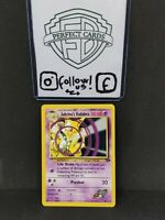 POKÉMON GYM CHALLENGE UNLIMITED SABRINA'S KADABRA UNCOMMON 58/132 NM