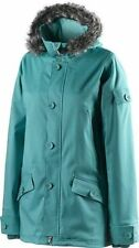 SPECIAL BLEND snowboard womens SPARK JACKET see weed SM ~BRAND NEW w/tags~!!