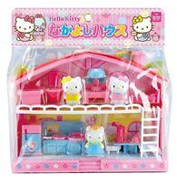 New Hello Kitty Nakayoshi House miniature doll house sanrio