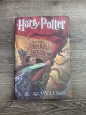 Harry Potter and The Chamber of Secrets First Edition 1st Printing Typo Error