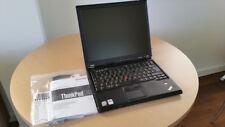 Lenovo ThinkPad T61 14,4 Zoll 2 GB, Core 2 Duo, T9300, 2,5 GHz, 148 GB, DVD