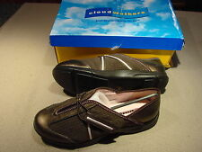 CLOUDWALKERS WOMEN BRONZE SHOES SIZE 9.5 WW EXTRA WIDE