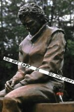 9x6 Photograph ,  Ayrton Senna Statue  ,  Imola Circuit  San Marino