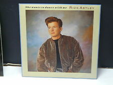 RICK ASTLEY She wants to dance with me PB42189