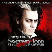 Various Artists : Sweeney Todd: The Demon Barber of Fleet Street [Deluxe] CD NEW