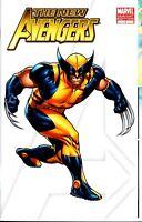 New Avengers #1 Gatefold Variant Comic Book - Marvel