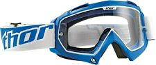 Thor Motocross Enemy Goggles Blue 2601-0711 Blue 2601-0711 2601-0711