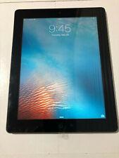 Apple iPad 2 64GB, Wi-Fi   Cellular (Verizon), 9.7in - Black