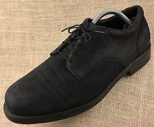 Men's Shoe Oak Meadow Oxford Nubuck Suede Leather Dress Lace Up Size 9.5