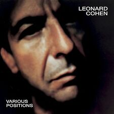 Leonard Cohen - Various Positions ( CD - Album - Paper Sleeve )