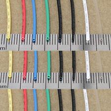 Heatshrink 2:1 Heat Shrink Tube Sleeving Car Wire Wrap 0.6mm Dia. Various Length