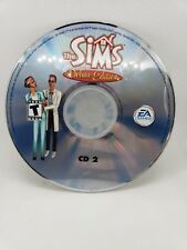 Sims: Deluxe Edition (PC, 2002) DISC 2 ONLY