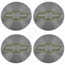 OEM 15661129 Wheel Hub Center Cap Cover Set of 4 for Chevy S10 Blazer 4WD New