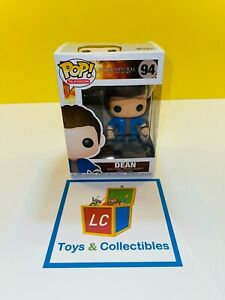Funko POP - TV - Supernatural - Dean Winchester #94 ONE DAY AUCTION - NO RESERVE