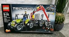 Lego 8049 Technic Tractor with Log Loader 2 in 1 Retired Sealed