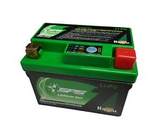 LIPO07B SPS LITHIUM ION MOTORCYCLE BATTERY - REPLACES YTX7L-BS