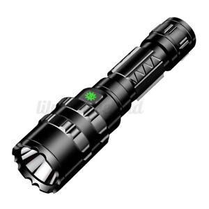 Taschenlampe Led Flashlight Super hell Taktisches Fackel wiederaufladbar 5 Modi