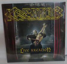 Kreator Live Kreation  LP Vinyl Record new