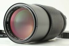 [Exc+++++] Olympus Zuiko Auto-Zoom 65-200mm f/4 Lens for OM System from Japan