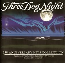 THREE DOG NIGHT - 35TH ANNIVERSARY HITS COLLECTION / CD - TOP-ZUSTAND