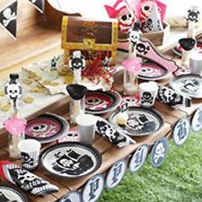 Art de la table de fête roses anniversaires-enfants pour la maison