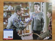 BRYAN CRANSTON signed 11x14 MALCOM IN THE MIDDLE Photo PSA AC66440 Breaking Bad