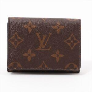 Louis Vuitton Monogram Amberop Cult de Visit M63801