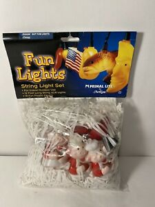 Primal Lite Fun Lights Set Piggin Out . Pigs And Grills  2002 By Artline