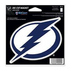 NHL 4 inch Auto Magnet Tampa Bay Lightning Current Logo