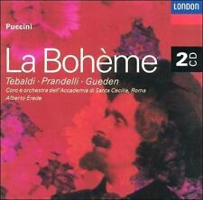 Puccini: La Boheme by Renata Tebaldi [Soprano]; Giacinto Prandelli [Tenor]; Hi..