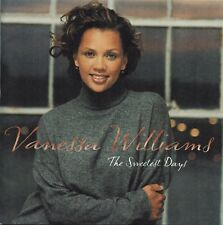 VANESSA WILLIAMS - THE SWEETEST DAY - CD, 1994 - AUSTRIA / USA