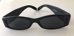 Vintage Gucci Black Sunglasses, MOD 3079 & Hard Gucci Black Sunglasses Case