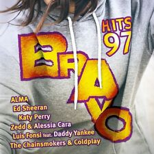 BRAVO HITS VOL.97  (CLUESO, LINKIN PARK, ED SHEERAN, KATY PERRY, ...) 2 CD NEU