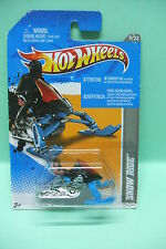 SCOOTER DES NEIGES SNOW RIDE HOT WHEELS BLISTER US 1/64