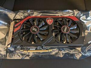 MSI AMD Radeon R9 270X GAMING 2G TwinFrozr (2048 MB) Graphics Card