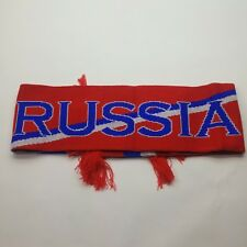 Everst Russia Soccer Football Teams Banners Scarf Fans Support Souvenirs Red