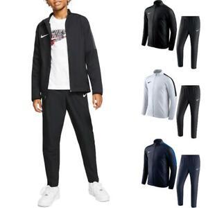 Nike Dry Academy Kinder Trainingsanzug Anzug Jungen Sportanzug Jogginganzug