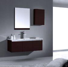 """Bathroom Vanity - Modern Bathroom Vanity Set - Single Sink - Ascoli - 46.5"""""""