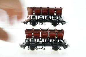 H0 Märklin Selbstentladewagen Güterwagen boxcar Konvolut/J52