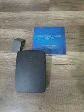 Cisco Linksys RE1000 Wireless Range Extender w/CD-Good-Clean