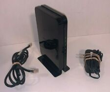 NETGEAR DOCSIS 3.0 Cable Modem With 16X4 Max (CM500-100NAR) Black