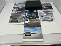 2007 BMW 5 Series Owners Manual Handbook Set with Case OEM Z0B0206