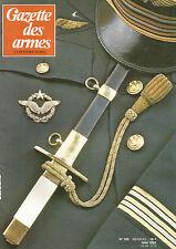 """GAZETTE DES ARMES N°105 ARC DE CAVALERIE / SYTEME VALMET 412 / """"BOUCHE TROU"""""""
