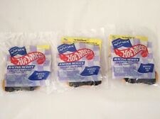 3 McDonalds Happy Meal Toys Hot Wheels Duracell Racer # 88 New