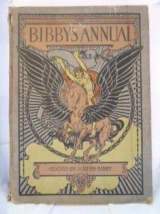 BIBBY'S ANNUAL Ed'd by JOSEPH BIBBY NOS.V-VIII SUMMER 1910 COLOUR ILLUSTRATED
