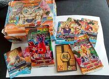 DRAGON BALL Z HEROES CARD CARDS BOOSTER KAI SUPER GOKU VEGETA GAME