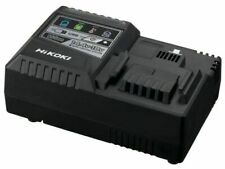 HIKOKI / HITACHI UC18YSL3 14.4 - 18V LITHIUM ION RAPID BATTERY CHARGER USB PORT