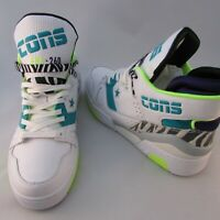 Converse X Don C ERX 260 Animal Pack Cons White Teal Purple 163783C Retro
